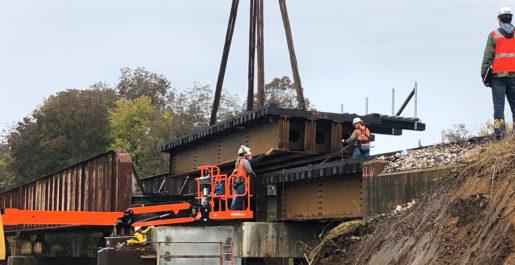 Bridge 390.2 Span Replacement